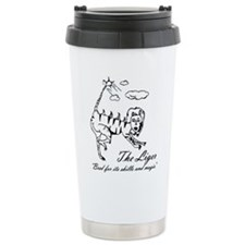 Cute Liger Travel Mug