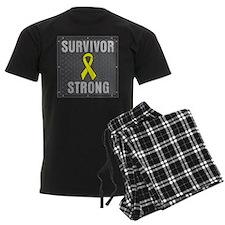 Sarcoma Survivor Strong Pajamas
