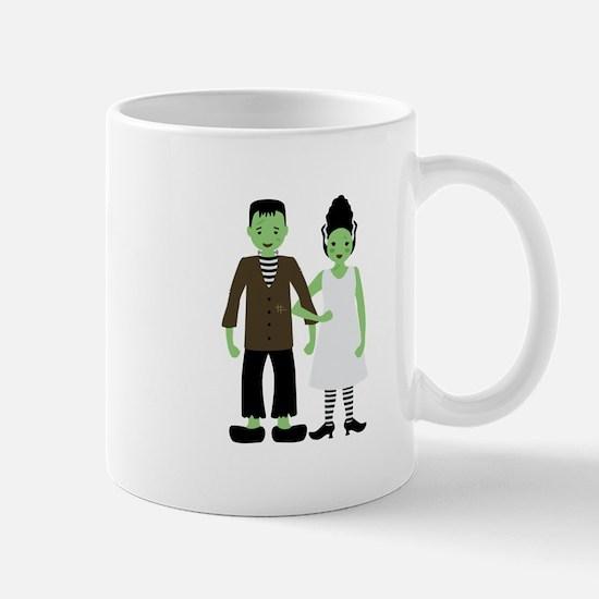 Frankenstein Bride Mugs
