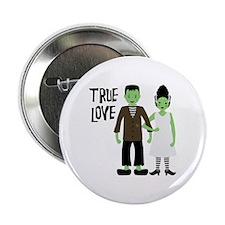 """True Love 2.25"""" Button"""