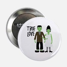 "True Love 2.25"" Button"