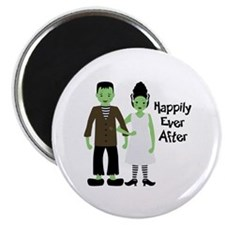 "Happily Ever After 2.25"" Magnet (10 pack)"