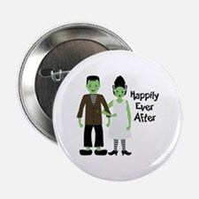 """Happily Ever After 2.25"""" Button"""