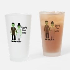 Happily Ever After Drinking Glass