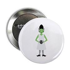 "Monster Bride 2.25"" Button"