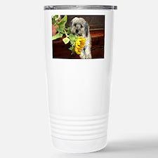 Morkie Travel Mug