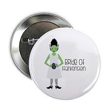 "Bride Of Frankensien 2.25"" Button"