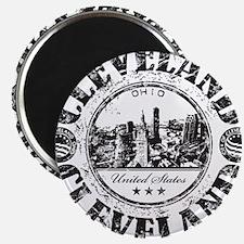 Cleveland Stamp Magnets