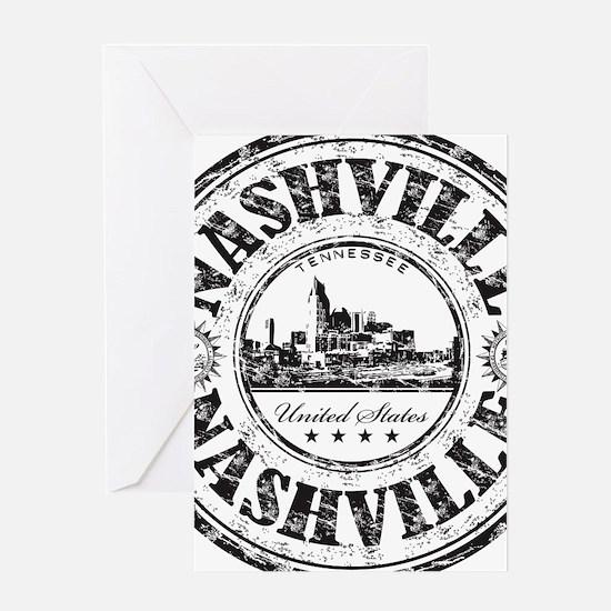 Nashville Stamp Greeting Cards
