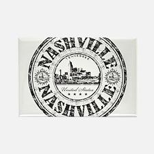 Nashville Stamp Magnets