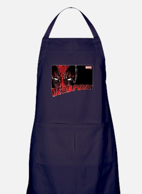 Sinister Deadpool Apron (dark)