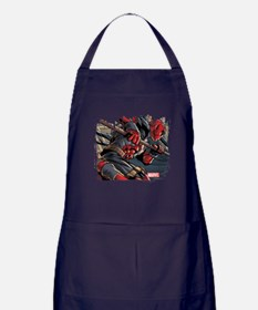Gruge Deadpool Apron (dark)