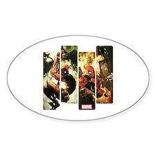 Deadpool Art Panel 2 Decal
