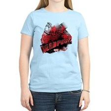 Deadpool Halftone T-Shirt