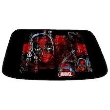 Deadpool Art Panel Bathmat