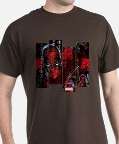 Deadpool Art Panel T-Shirt