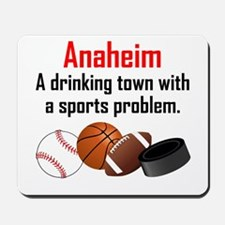 Anaheim A Drinking Town With A Sports Problem Mous