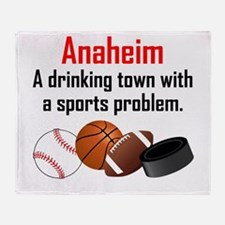 Anaheim A Drinking Town With A Sports Problem Thro