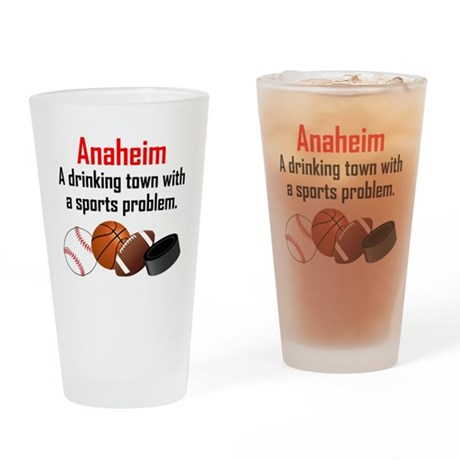 Anaheim A Drinking Town With A Sports Problem Drin
