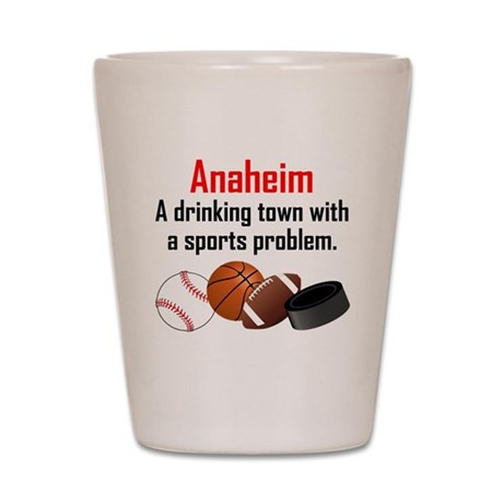 Anaheim A Drinking Town With A Sports Problem Shot