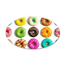 Donuts, Donuts Everywhere Wall Decal