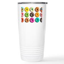 Donuts, Donuts Everywhe Travel Mug
