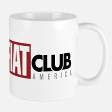 Fiat Club America Horizontal Mugs