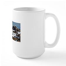 Painted Carmel Coastline Mug