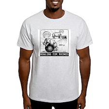 Bowling for Rhinos 2013 T-Shirt