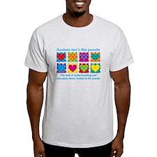 Autism isnt the puzzle T-Shirt
