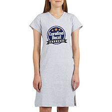 Hi Res CVE Logo Women's Nightshirt