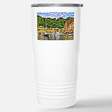 Portofino Stainless Steel Travel Mug