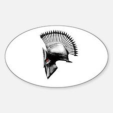 Spartan Warrior Arrow Decal