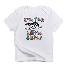 I'm The Little Sister Infant T-Shirt