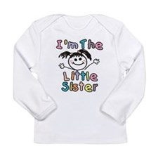 I'm The Little Sister Long Sleeve T-Shirt