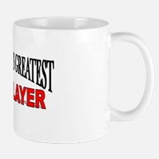 """The World's Greatest Bricklayer"" Mug"