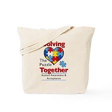 Solving Puzzle 2 Tote Bag