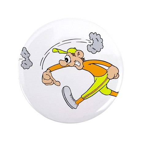 """Smokin pitcher 3.5"""" Button (100 pack)"""