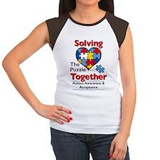 solving Women's Cap Sleeve T-Shirt