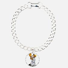 Teddy Bear Fielder Bracelet