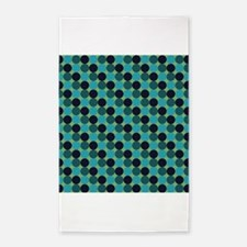 Dots-2-07-2 3x5 Area Rug