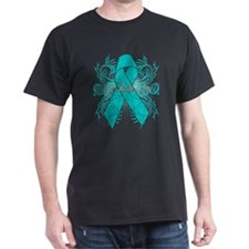 PCOS Hope Faith Cure T-Shirt