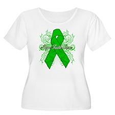 Mitochondrial Disease Plus Size T-Shirt