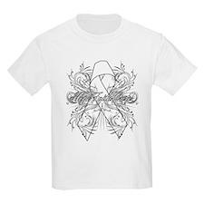 Lung Disease Hope Faith T-Shirt