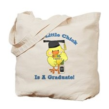 Little Chick Graduate Tote Bag