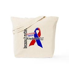 Pulmonary Fibrosis Awareness 1 Tote Bag