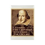 Shakespeare measure for measure Magnets