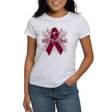 Amyloidosis Hope Faith T-Shirt