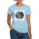 Peace On Earth Women's Light T-Shirt