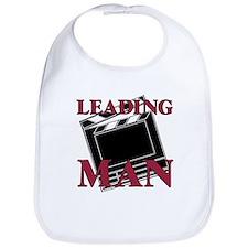 Leading Man Bib